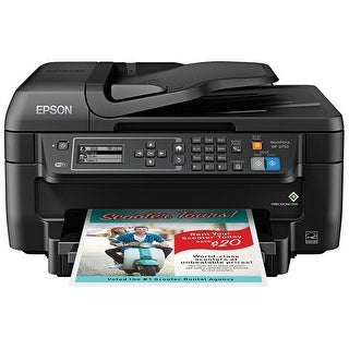 Epson America - C11cf76201 - Workforce 2750 Aio Printer