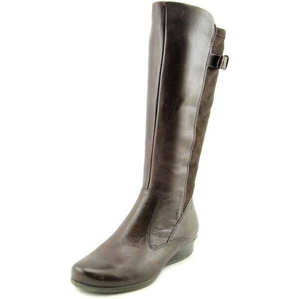 Ecco Ashleigh Womens Coffee/Coffee Boots
