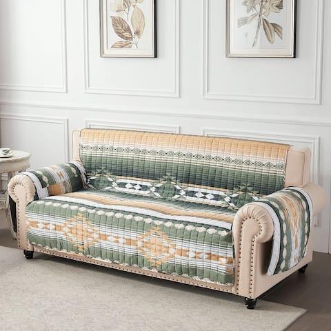 Greenland Home Fashions Zuma Sofa Protector