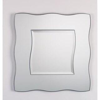 Alno 2559-102 35 x 35 Inch Frameless Square Mirror