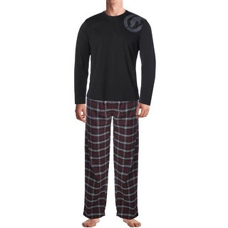 Ecko Unltd. Mens Pajama Gift Set 2PC Flannel