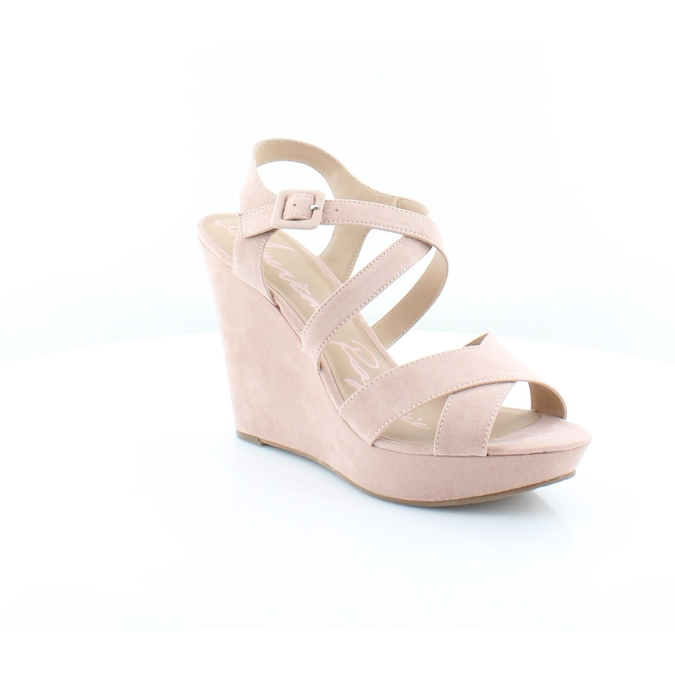 53cd10f5a2c Buy Size 9.5 American Rag Women s Sandals Online at Overstock