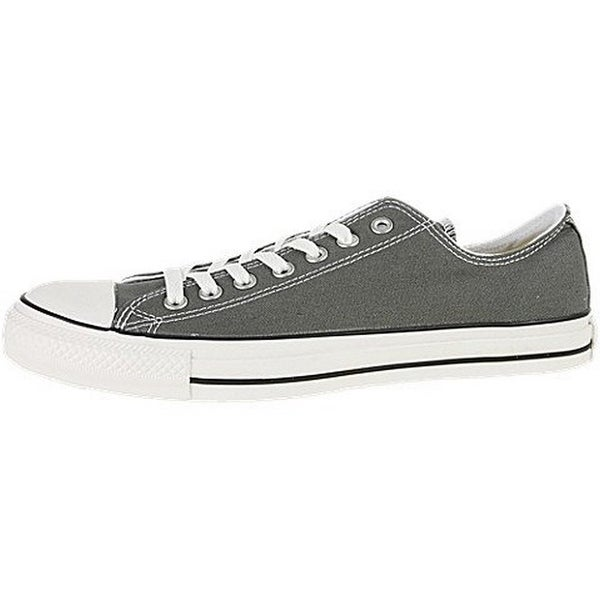 Converse Chuck Taylor All Star Low, Charcoal, 4.5 D Us (6.5 B(M) Us Women / 4.5 D(M) Us Men)