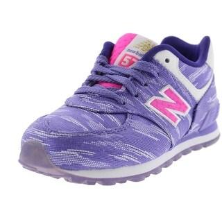 New Balance Colorblock Fashion Sneakers