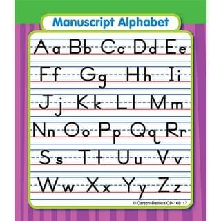 Alphabet Study Buddies