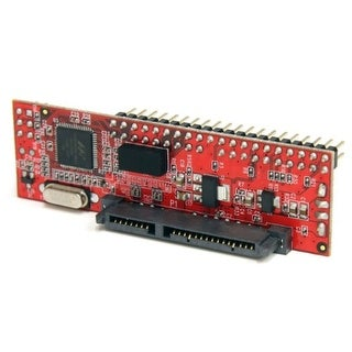 """""""StarTech IDE2SATM StarTech.com 2.5 Inch and 3.5 Inch 40 P Inch Male IDE to SATA Adapter Converter (IDE2SAT)"""""""