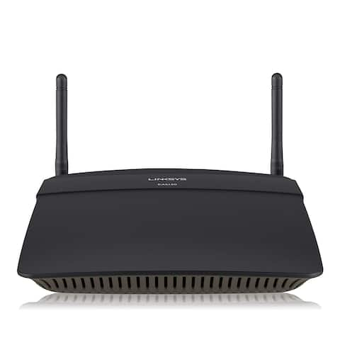 Linksys AC1200 Dual-Band Smart Wi-Fi Router AC1200 Dual-Band Smart Wi-Fi Router