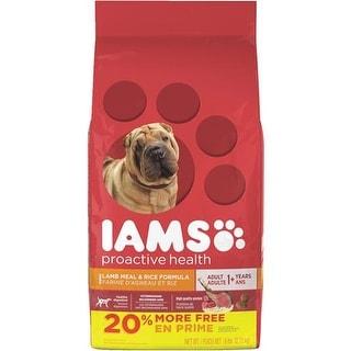 ADMC 6Lb Lamb/Rice Dog Food 71115 Unit: BAG