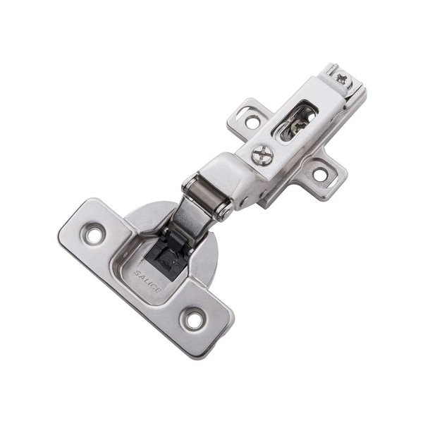 Hickory Hardware Hh74722 Inset Soft Close Frameless Cabinet Hinge With 105 Degree Opening Angle