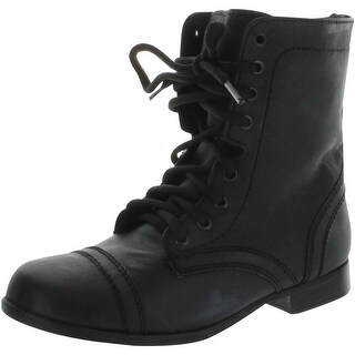Steve Madden Girls Jtroopa Boots (2 options available)