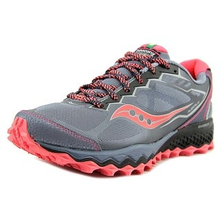 Saucony Peregrine 6 Round Toe Synthetic Trail Running