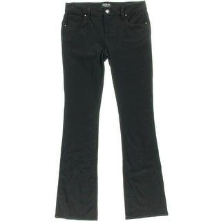 ZCO Jeans Womens Juniors Bootcut Pants Low Rise Stretch - 1