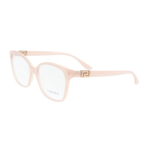 Versace VE3235B 5224/54 Opal Powder Square Optical Frames--54mm - 52-16-140