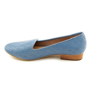 Fossil Womens Calabash Closed Toe Espadrille Flats