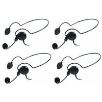 Midland AVPH5 (4 Pack) Behind the Head Headsets