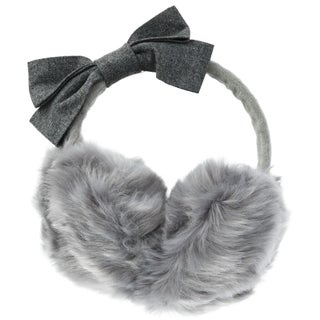 Jeanne Simmons Women's Earmuffs with Bow - One size