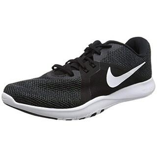 Nike Women's Flex Trainer 8 Cross, Black/White-Anthracite, 8