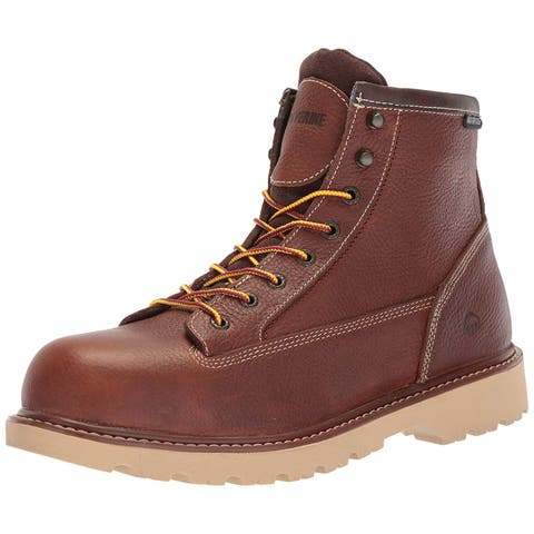 6cd68d955f7 Buy Wolverine Men's Boots Online at Overstock | Our Best Men's Shoes ...
