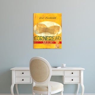 Easy Art Prints Norman Wyatt's 'Cornbread Mix' Premium Canvas Art