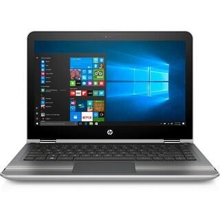 """Refurbished - HP Pavilion x360 M3-U101DX 13.3"""" Touch Laptop i3-7100U 2.4GHz 6GB 500GB W10"""
