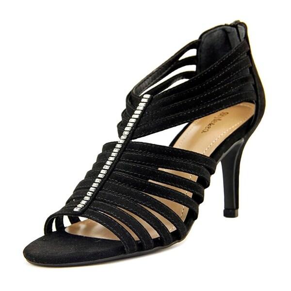 Style & Co Shaynaa Women Black Sandals