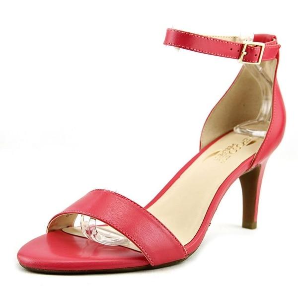 Aerosoles Laminate Women Open Toe Leather Sandals