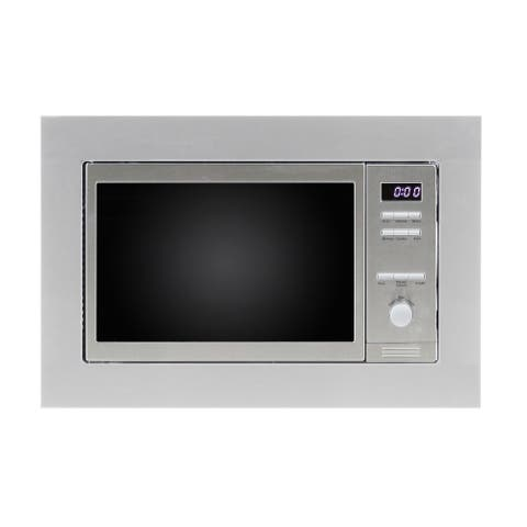 Equator Compact Combo Microwave + Oven 0.8 cu.ft. Free Standing or Built-in Stainless