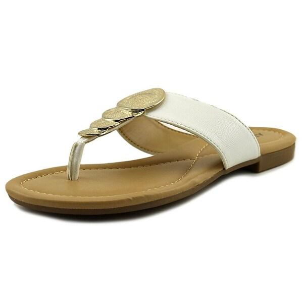Alfani Harlquin Open Toe Synthetic Sandals