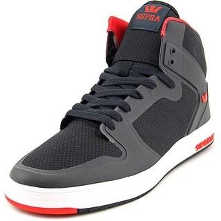 Supra Vaider 2.0  Men  Round Toe Synthetic Black Skate Shoe