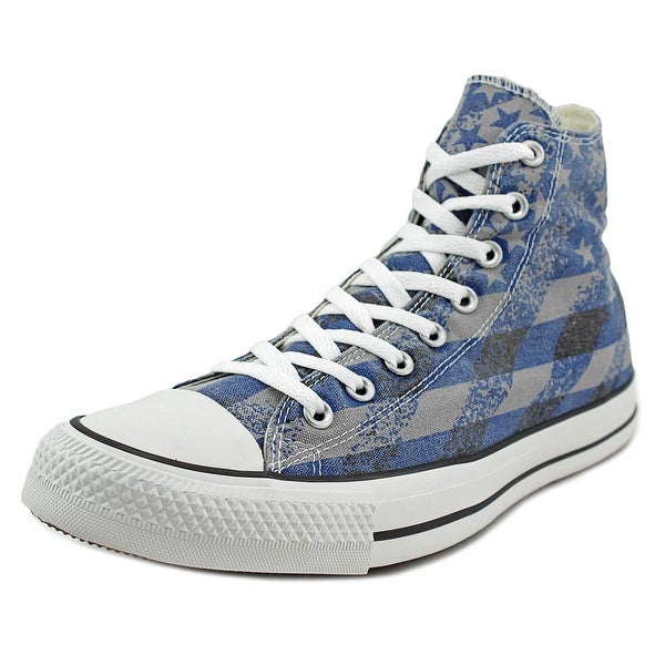 Converse Chuck Taylor All Star Print Hi Men Canvas Multi Color Sneakers