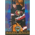 Sami Salo Ottawa Senators 1999 Pac ific Autographed Card This item comes with a certificate of aut
