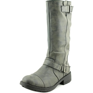 Rocket Dog Terry Round Toe Synthetic Mid Calf Boot