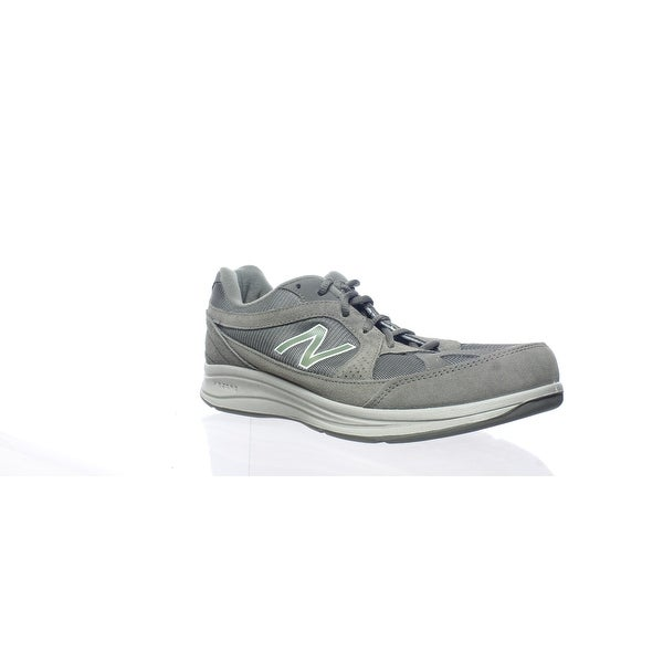 fcc4ed70895cf Shop New Balance Mens 877 Grey Walking Shoes Size 9.5 (2E) - Free ...