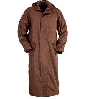 Outback Trading Duster Men Pak A Roo Zipper Waterproof Wind proof
