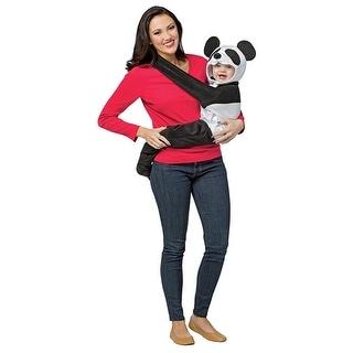 Huggables Panda Baby Costume, 3-9M