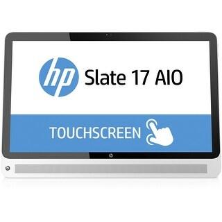 HP Slate 17-L009 17.3 Intel Celeron N2807 1.58GHz 2GB 32GB SSD Android 4.4.2