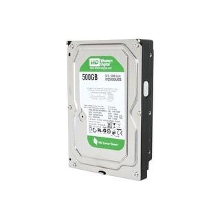 Refurbished - Western Digital WD500AADS 500GB 7200 RPM 32MB SATA 3.0Gb/s Internal Hard Drive