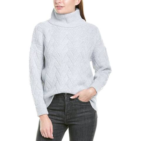 B. New York Slouchy Wool-Blend Sweater