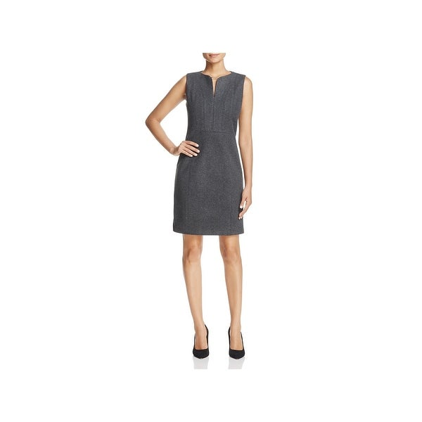T Tahari Womens Julia Wear to Work Dress Textured Suit Separate