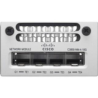 Cisco 4-Port Sfp+ Network Module