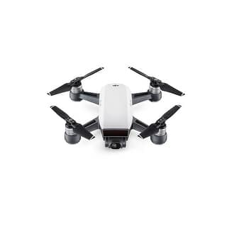 DJI Spark Fly More Combo (Alpine White)|https://ak1.ostkcdn.com/images/products/is/images/direct/79e09893da9f0817493a186cae0195fa10634662/DJI-Spark-Fly-More-Combo-%28Alpine-White%29.jpg?impolicy=medium