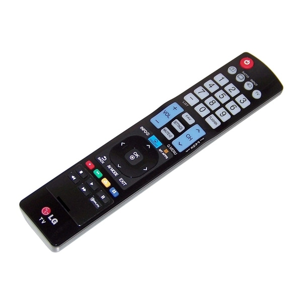 OEM LG Remote Control Originally Shipped With: 60PN5700, 60PN5700UA, 60PN5700-UA
