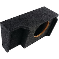 "Atrend A151-10Cp Bbox Series Subwoofer Boxes For Gm(R) Vehicles (10"" Single Downfire, Gm(R) Ext Cab)"