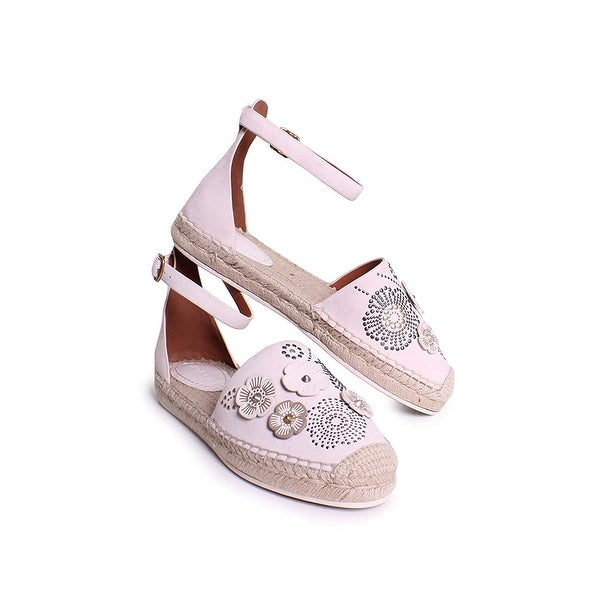 Shop Coach Womens Astor Closed Toe Casual Ankle Strap -7753