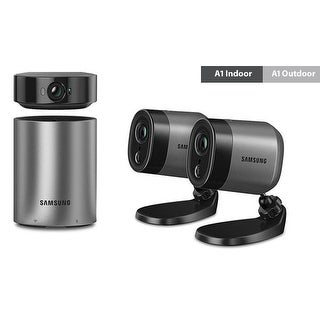 Samsung Wisenet SmartCam A1 Outdoor/Indoor Home Security Camera