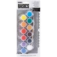 Liquitex Basics Acrylic Paint Pots-Assorted Colors