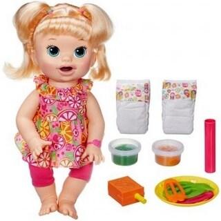 Hasbro 30349290 Baby Alive Snackin Sara - Blonde