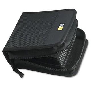Caselogic 3200038 CD & DVD Wallet, Holds 32 Discs - Black