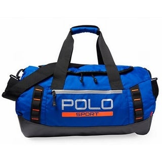 c044c48e945a2 Shop Polo Ralph Lauren NEW Sapphire Star Blue Men s Sport Duffle Gym Bag -  Free Shipping Today - Overstock - 18386458