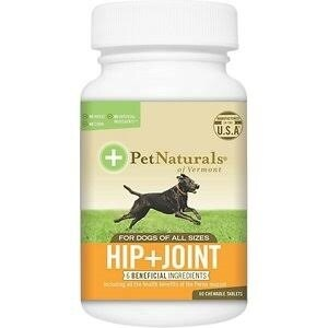 Pet Naturals Of Vermont Dog Chewable Tab Daily Joint 60Ct